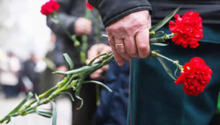 Капсулу с землей с 124 братских могил Белыничского района передали в Минск