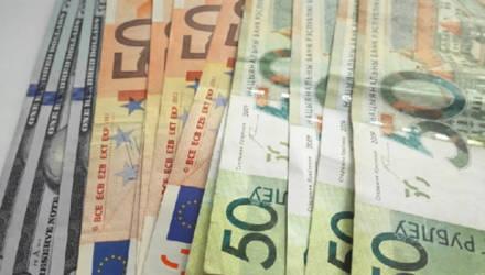 Жители Могилёва расходуют самые большие суммы иностранных валют за рубежом