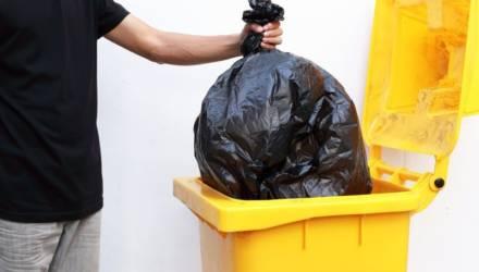 Бесплатные контейнеры для мусора получат жители частного сектора Могилёва