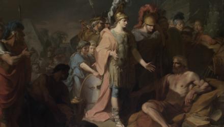 Учёные выяснили, от чего умер Александр Македонский