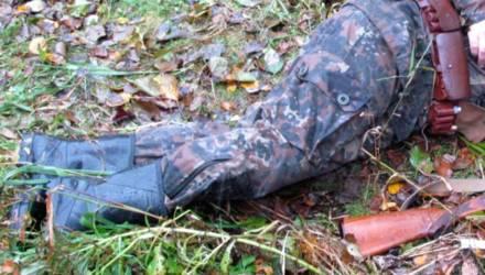 На охоте в Кировском районе застрелили мужчину