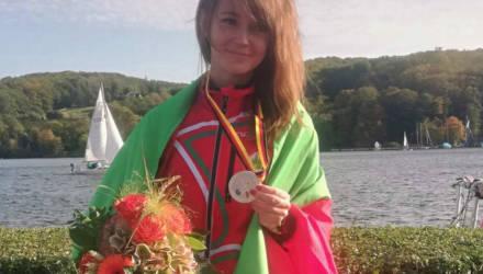 Национальный рекорд в легкой атлетике установила могилевчанка Ольга Роговцова