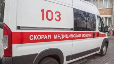 Второй случай за неделю. В Могилёве на улице умер человек