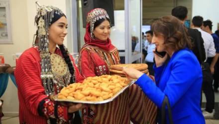 Дни культуры Туркменистана открываются 17 октября в Могилёве