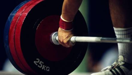 Команда Могилёвской областной СДЮШОР профсоюзов «Спартак-2005» победила в открытой республиканской спартакиаде по тяжелой атлетике