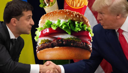 Что едят президенты разных стран