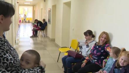 В Славгороде открыли обновленное приемное отделение райбольницы (видео)