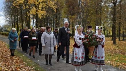 «Во славу общей Победы»: первый этап акции торжественно завершили в Белыничском районе