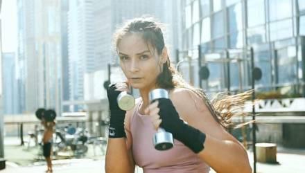 Двухметровая кикбоксёрша из Могилёва обеспечила себе медаль ЧМ по боксу