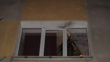 В Могилёве двое парней бросили в окно соседа «коктейль Молотова»
