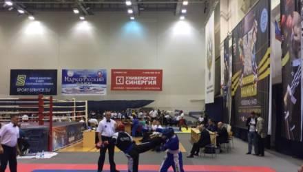 Юниор из Могилёва стал победителем Кубка мира по кикбоксингу
