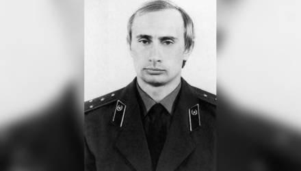 Обнародована характеристика КГБ на Путина