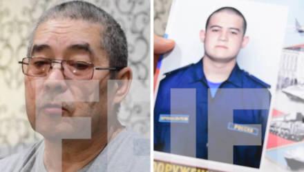 Отец расстрелявшего сослуживцев срочника: Он попал в гадюшник какой-то