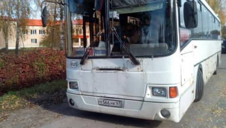 Автобус из Смоленска до Мстиславля не доехал