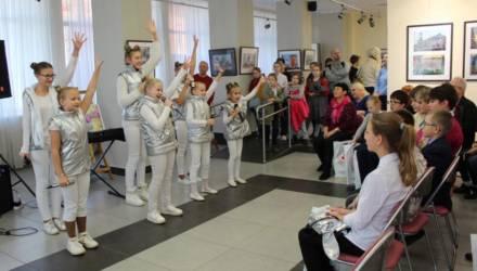 Акция по поддержке детей с ограниченными возможностями прошла в Могилёве (фото)