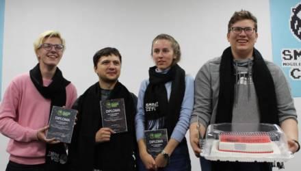 Мобильное приложение для туристов Могилёва стало победителем первого социального хакатона
