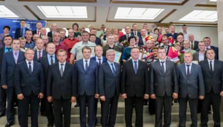 Передовиков льноводческой отрасли наградили в Могилёве (фото)