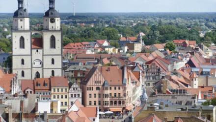 У Могилёва появился еще один немецкий город-побратим
