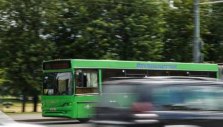 Новый автобусный маршрут между Фатина и Любужем тестируется в Могилёве