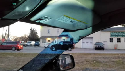 14-летняя школьница решила проблему слепых зон в авто