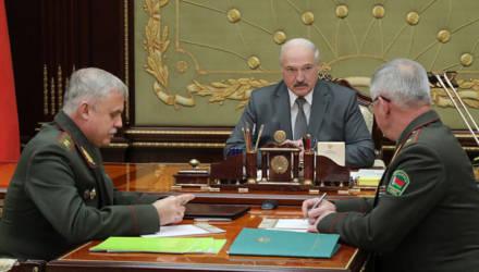 «Мы не нахлебники». Президент обсудил с Засем и Лаппо проблемные вопросы во взаимодействии с Россией на общей границе