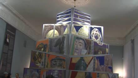 Вавилонская башня прописалась в Могилёве (видео)