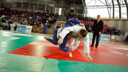 Сборная Могилёвской области заняла второе место на командном чемпионате Беларуси по дзюдо
