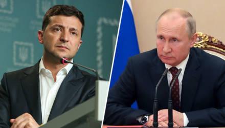 Стали известны дата и место встречи с участием Путина и Зеленского
