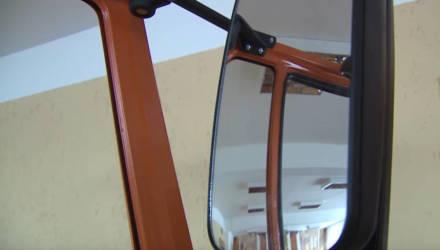 В Бобруйске выпускают автомобильные зеркала с подогревом (видео)