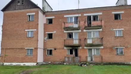 Сосед спас четырехлетнего ребенка из горящей квартиры