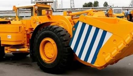 Новое поколение шахтных самосвалов начали выпускать в Могилёве