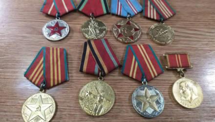У ветерана в Бобруйске украли орден и медали. Задержан «добрый прохожий»