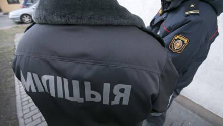 Могилёвская милиция усиленно борется с магазинными ворами и грабителями
