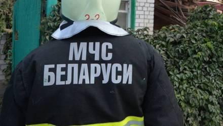 В Могилёве спасли пенсионерку