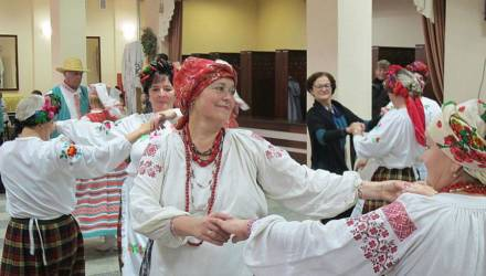 Мастер-класс по народным танцам пройдет в Могилёве