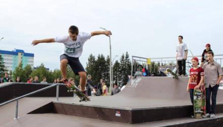 Для скейт-парка, который размещался возле ТЦ «Парк-Сити», ищут новую площадку в Могилёве