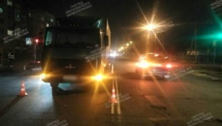 Школьник в Бобруйске попал под колёса МАЗа