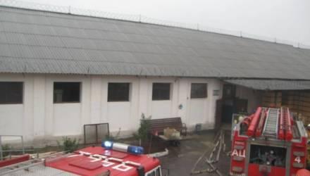 В колонии Волковыска случился пожар, пострадали трое заключенных