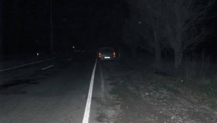 На ночной трассе под Бобруйском обнаружен пустой автомобиль. Что произошло?
