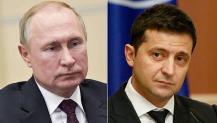 Зеленский — о разговоре с Путиным: Мы просили вернуть нам всё, но можно и больше
