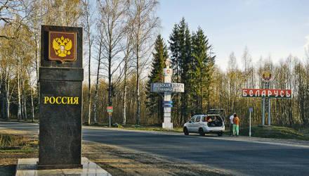 Россия завалила Беларусь легковыми автомобилями