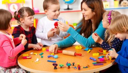 Сегодня в Кричеве откроют детский сад