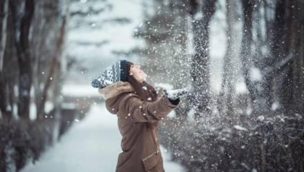 В начале следующей недели выпадет снег в Могилёвской области