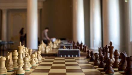Шклов готовится к международному шахматному турниру