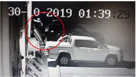 Пара удрала из гродненского хостела, чтобы не платить (видео)