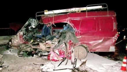 В Могилёве в результате ДТП погибли два человека. Следователи устанавливают обстоятельства