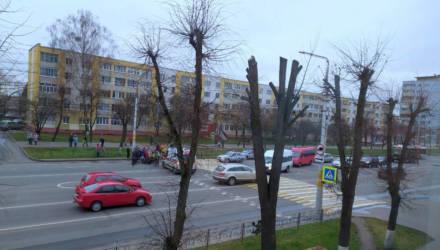 На главной улице Бобруйска сбили ребёнка