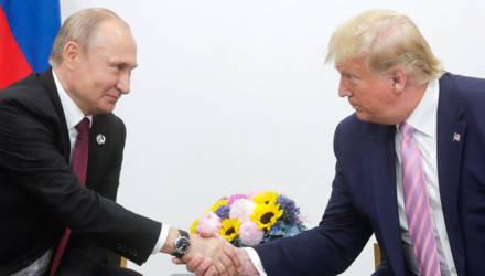 Трамп заявил, что хочет приехать на парад Победы в Москву