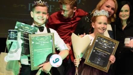 Бобруйчанин стал победителем II республиканского конкурса красоты и творчества «Маленькая Мисс&Мистер DEAF»