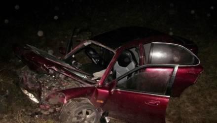 В Хотимском районе авто вылетело в кювет: пять человек пострадали, один погиб